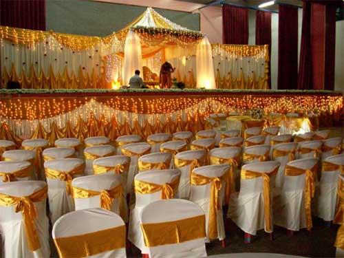 Wedding Chairs & Carpets