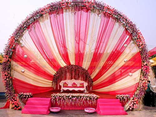 Wedding Managments Stage Decorators Flower Coimbatore
